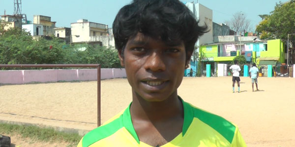 Dileepan: 16 years old, Tamil Nadu