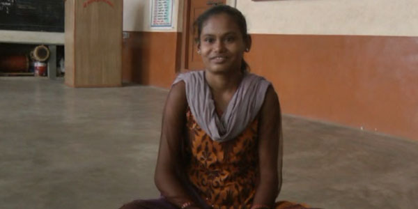 Krishna: 17 years old, Gujarat