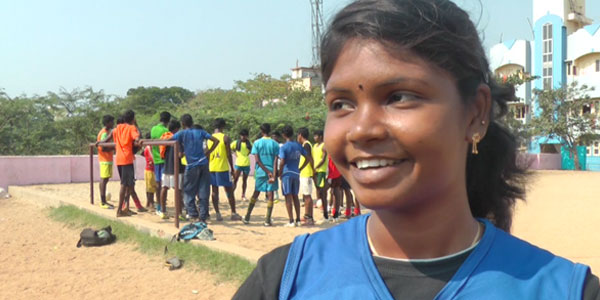 Saktheshwari: 21 years old, Tamil Nadu