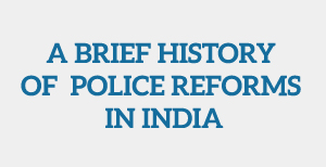 Reforms recommended: Milestones